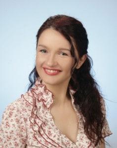 Joanna Stelmach - psycholog i psychoterapeuta