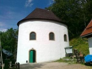 Kapliczka św. Anny w Karkonoszach