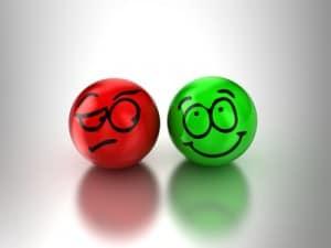 Optymista i pesymista