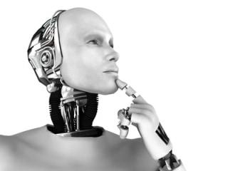 Robot - sztuczna inteligencja