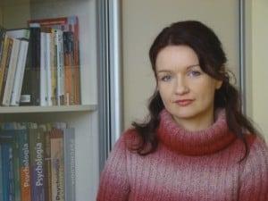 Joanna Stelmach - psycholog z Jeleniej Góry