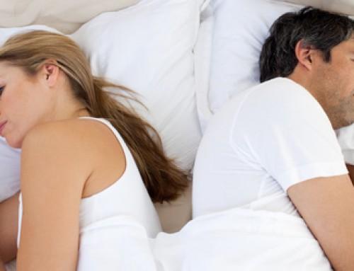 Duchowy rozwód czyli o zwiastunach rozstania