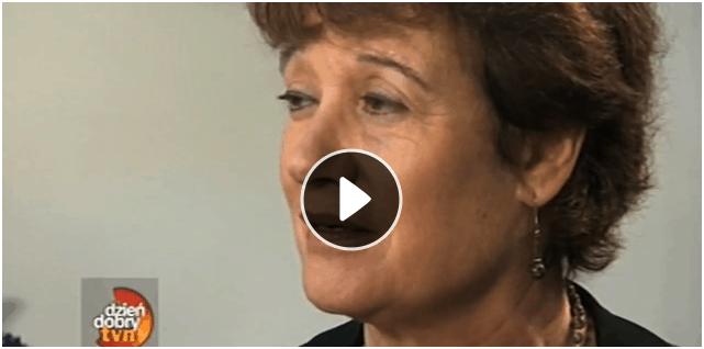 wywiad z Chrstiną Maslach dla TVN