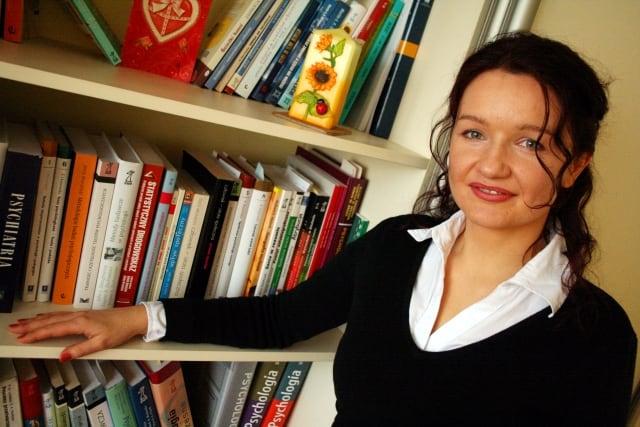 Wywiad z psychologiem Joanną Stelmach