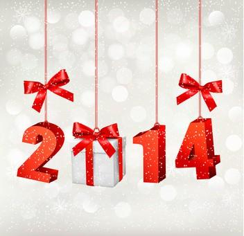 Szczęśliwego Nowego Roku 2014