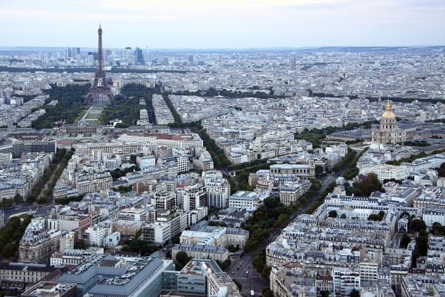 Paryż - śladami Morrisona