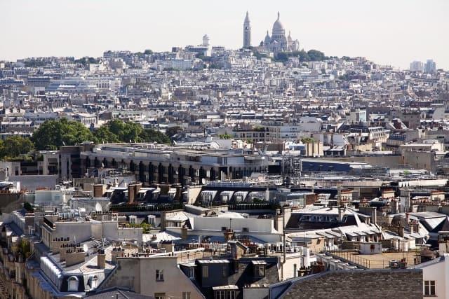 Paryż - śladami Jima Morrisona