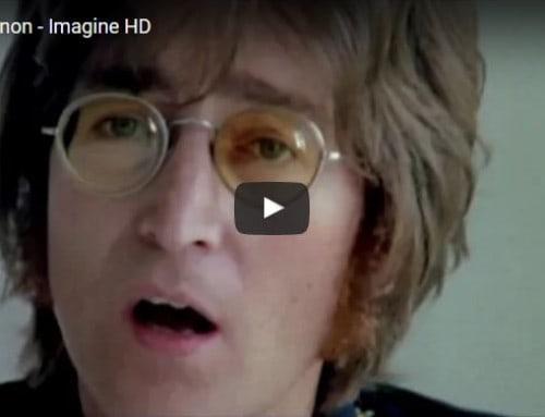 Wyobraź sobie – Imagine  – John Lennon