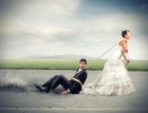 Co robić gdy narzeczony nie jest gotowy na ślub?