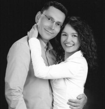 Joanna i Tomasz 2015 rok - PieknaMilosc.pl