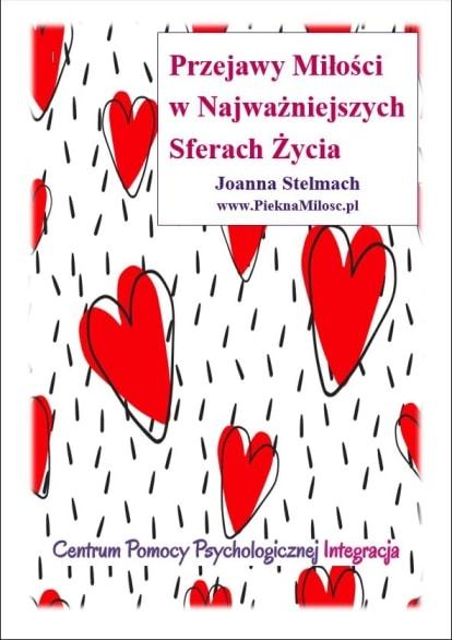 Przejawy miłości w sferach życia - okładka zeszytu ćwiczeń