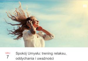 Spokój Umysłu zajęcia w Jeleniej Górze