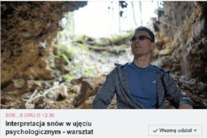 Interpretacja snów - warsztat w Jeleniej Górze