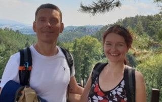 Asia i Tomek w 2018 roku