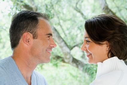Dbanie o związek miłosny